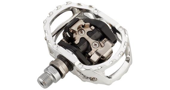 Shimano PD-M545 Pedaler SPD sølv